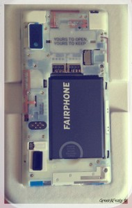 Back Fairphone 2