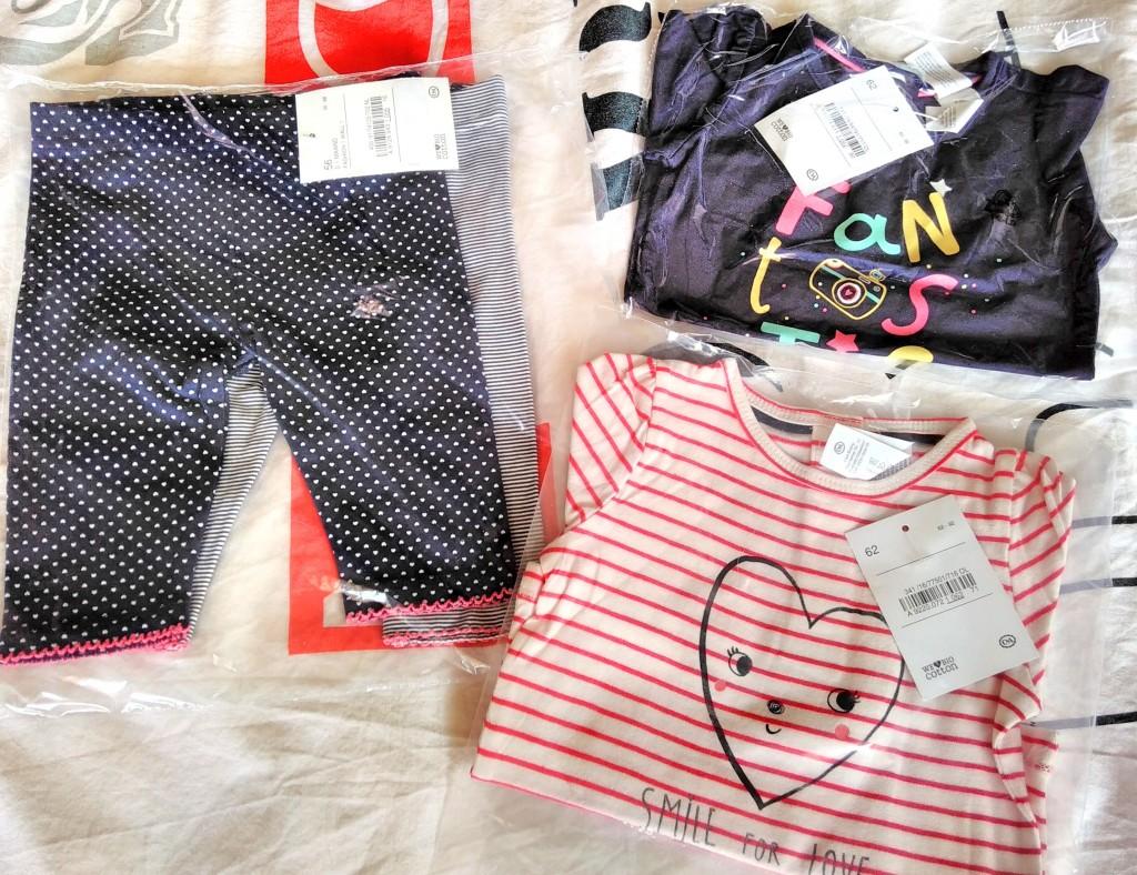 Pantalons-Tshirts Biocotton