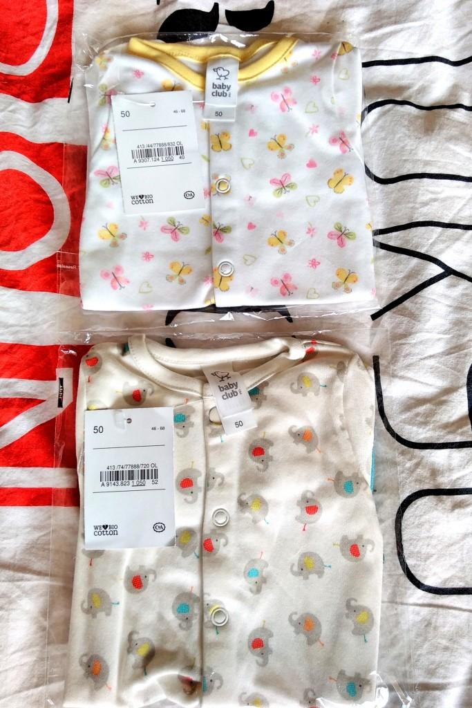 Pyjamas Biocotton