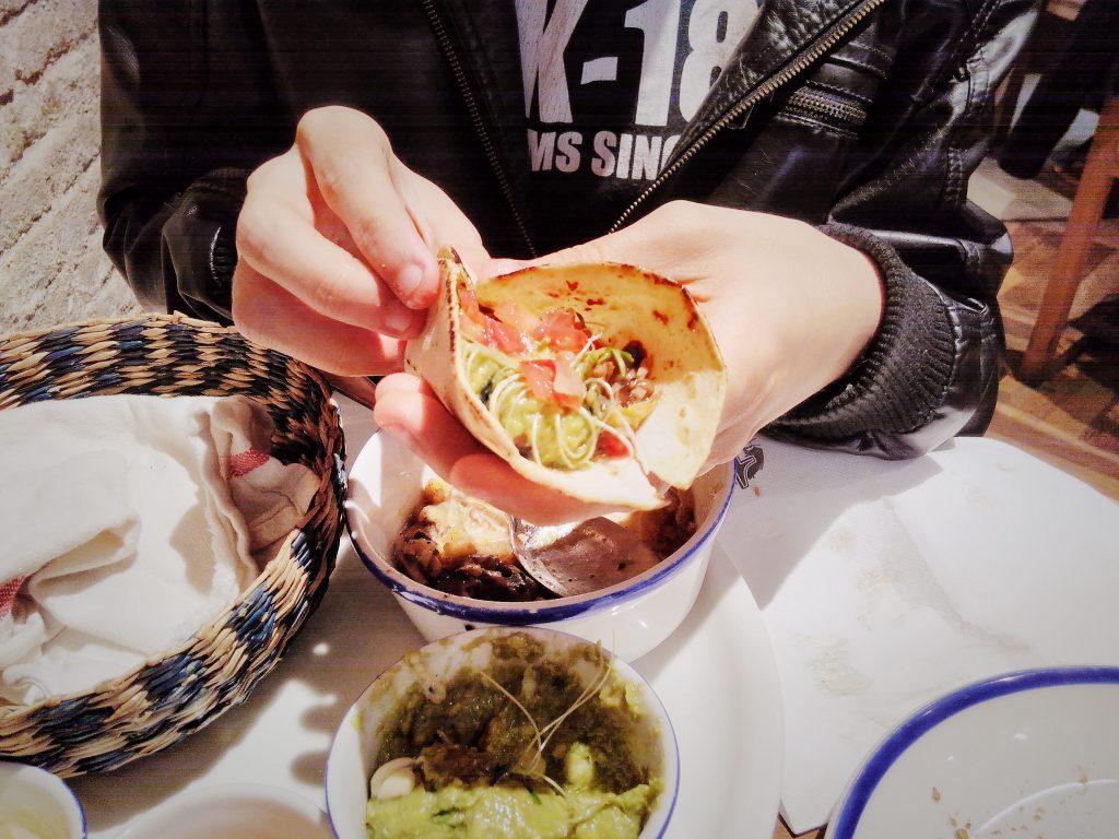 Tacos Prêt à manger