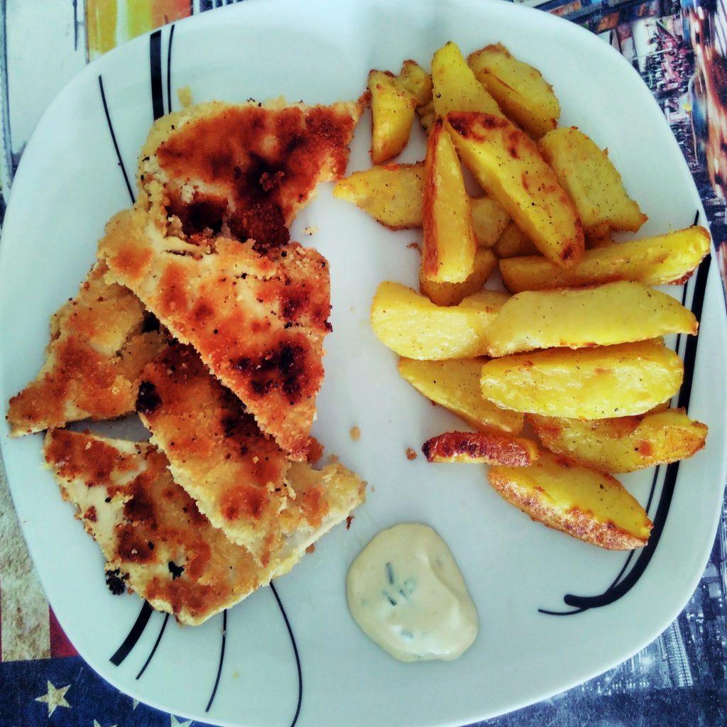 Vegan Fish&Chips