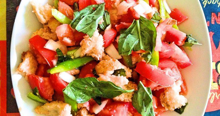 Salade Style Panzanella